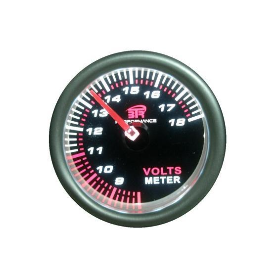 ACT-RELOJ340 Reloj Voltímetro BTR