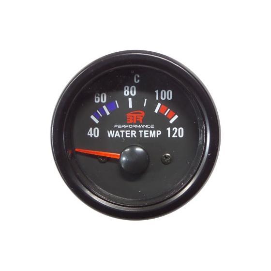 ACT-RELOJ430 Reloj de medición de la temperatura del agua BTR negro