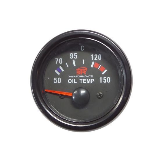 ACT-RELOJ480 Reloj de medición de la temperatura del aceite BTR negro