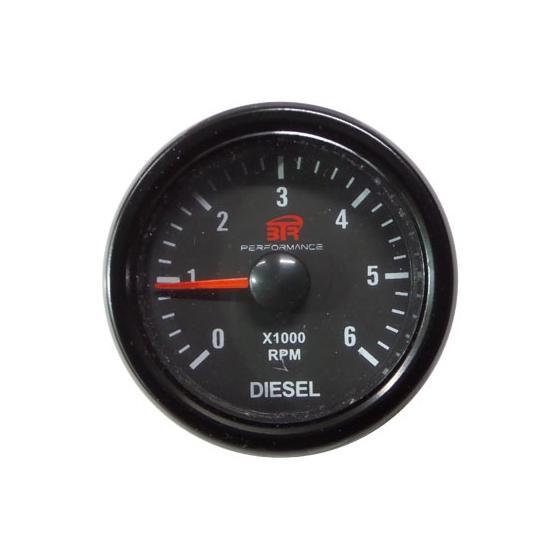 ACT-RELOJ490 Reloj tacómetro DIESEL BTR negro