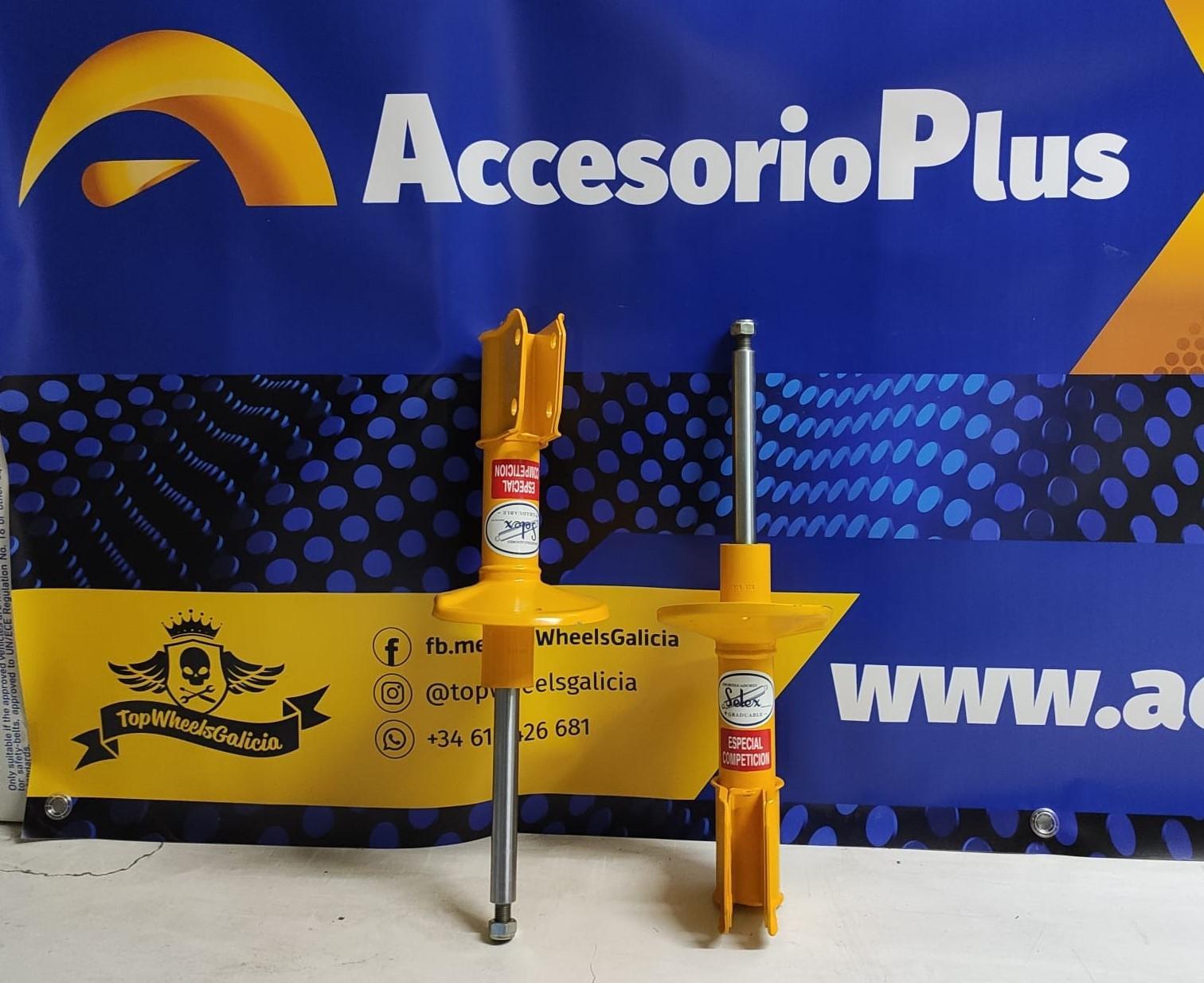 Kit Amortiguador Selex CG-573 ED. Sport